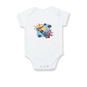 Potápka holka - Dojčenské body