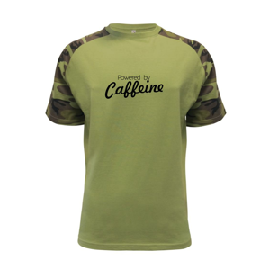 Powered by Caffeine - Raglan Military