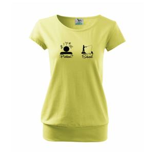 Problem? Solved! - Rybárčenie - Voľné tričko city