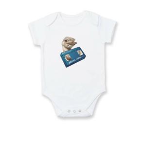 Pštrosi vídea - Dojčenské body