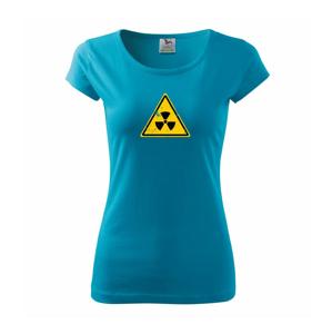 Rádioaktívna značka - Pure dámske tričko