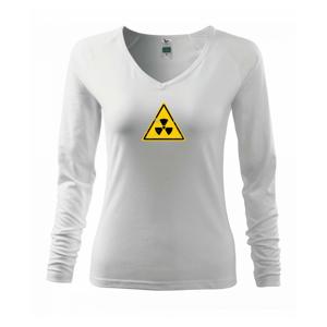 Rádioaktívna značka - Tričko dámske Elegance