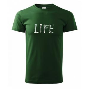 Radiology Life - Heavy new - tričko pánske