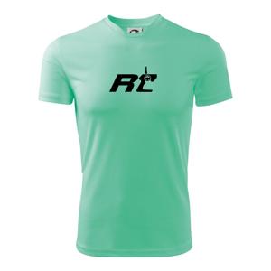 RC nápis ovládač - Detské tričko fantasy športové tričko