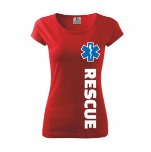 Rescue - pre záchranárov - Pure dámske tričko