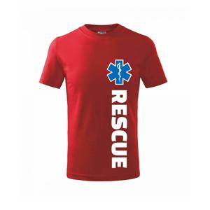 Rescue - pre záchranárov - Tričko detské basic