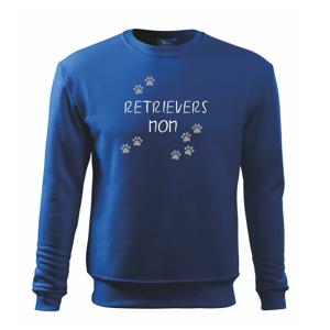 Retrievers mom (Retríver) (Reflexné labky) - Mikina Essential detská