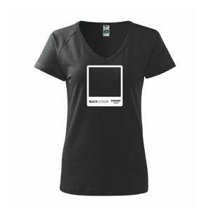 RGB black - Tričko dámske Dream