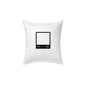 RGB white - Vankúš 50x50