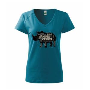 Rhino power - Tričko dámske Dream