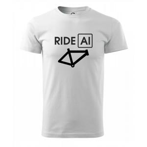 Ride Al - Heavy new - tričko pánske