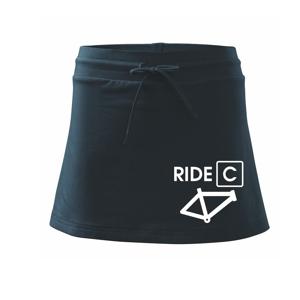 Ride C - Športová sukne - two in one
