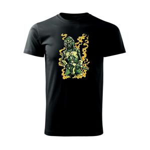 Robot Soldier - Heavy new - tričko pánske