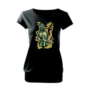 Robot Soldier - Voľné tričko city