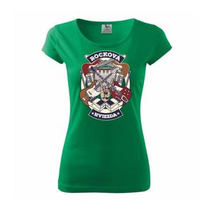 Rocková hviezda SK - Pure dámske tričko