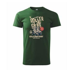 Roller Skate - Tričko Basic Extra veľké