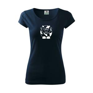 Roztomilá krava - Pure dámske tričko