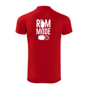"""Rum mode - Polokošeľa Victory """"športové"""""""