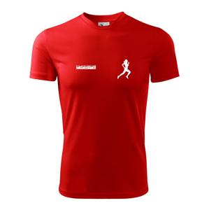 Running sport - Detské tričko fantasy športové tričko