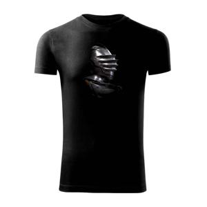 Rytier v tieni - Viper FIT pánske tričko
