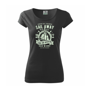 Sail Away - Pure dámske tričko