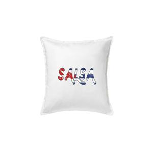Salsa vlajka - Vankúš 50x50
