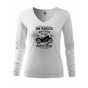 San Fransisco Motorcycle - Tričko dámske Elegance