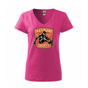 Skateboard Society - Tričko dámske Dream