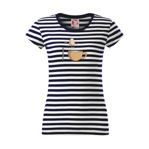 Skokan čaj - Sailor dámske tričko