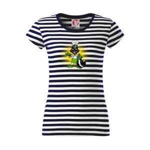 Skunk kuchár (Pecka design) - Sailor dámske tričko