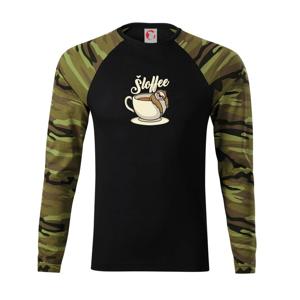 Šloffee - Camouflage LS