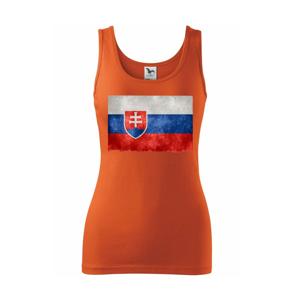Slovenská vlajka stará - Tielko triumph