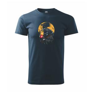 Smrtiaci káva - Heavy new - tričko pánske