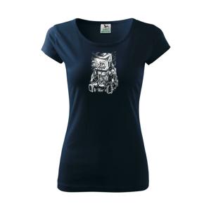 Smutný robot - Pure dámske tričko