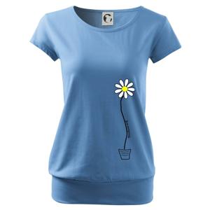 Som margaréta - Voľné tričko city