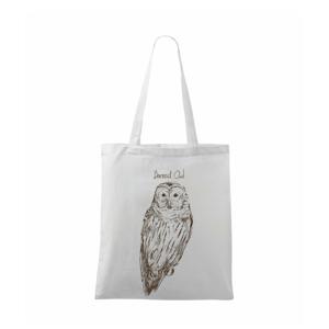 Sova pásikavá  Barred owl - Taška malá