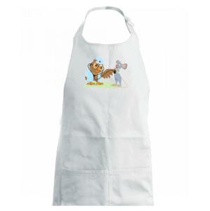 Sova veterinár - Detská zástera na varenie