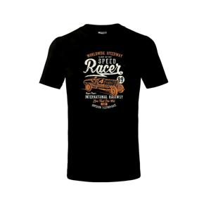Speed Racer 1 - Tričko detské basic