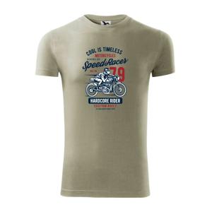 Speed Racer Motorcycles - Viper FIT pánske tričko