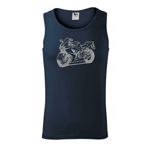 Športová motorka - Tielko pánske Core