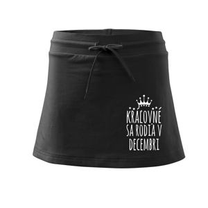 - Sportovní sukně - two in one