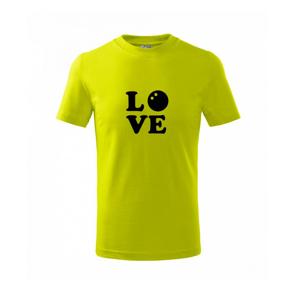 Squash love - Tričko detské basic