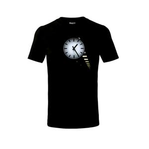 Staré hodiny - Tričko detské basic