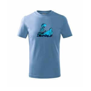 Starý moreplavec - Tričko detské basic