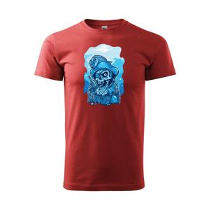 Starý morský vlk - Heavy new - tričko pánske