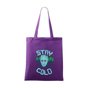 Stay cold (Pecka design) - Taška malá