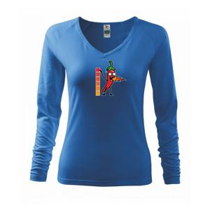 Stupnica pálivé - Tričko dámske Elegance