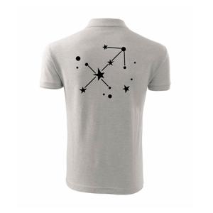 Súhvezdie - Sagittarius - Strelec - Polokošeľa pánska Pique Polo 203