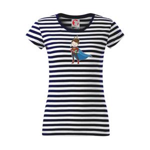 Super učiteľka - Sailor dámske tričko