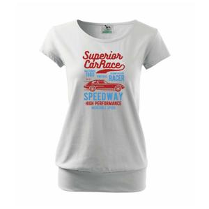 Superior Car Race - Voľné tričko city